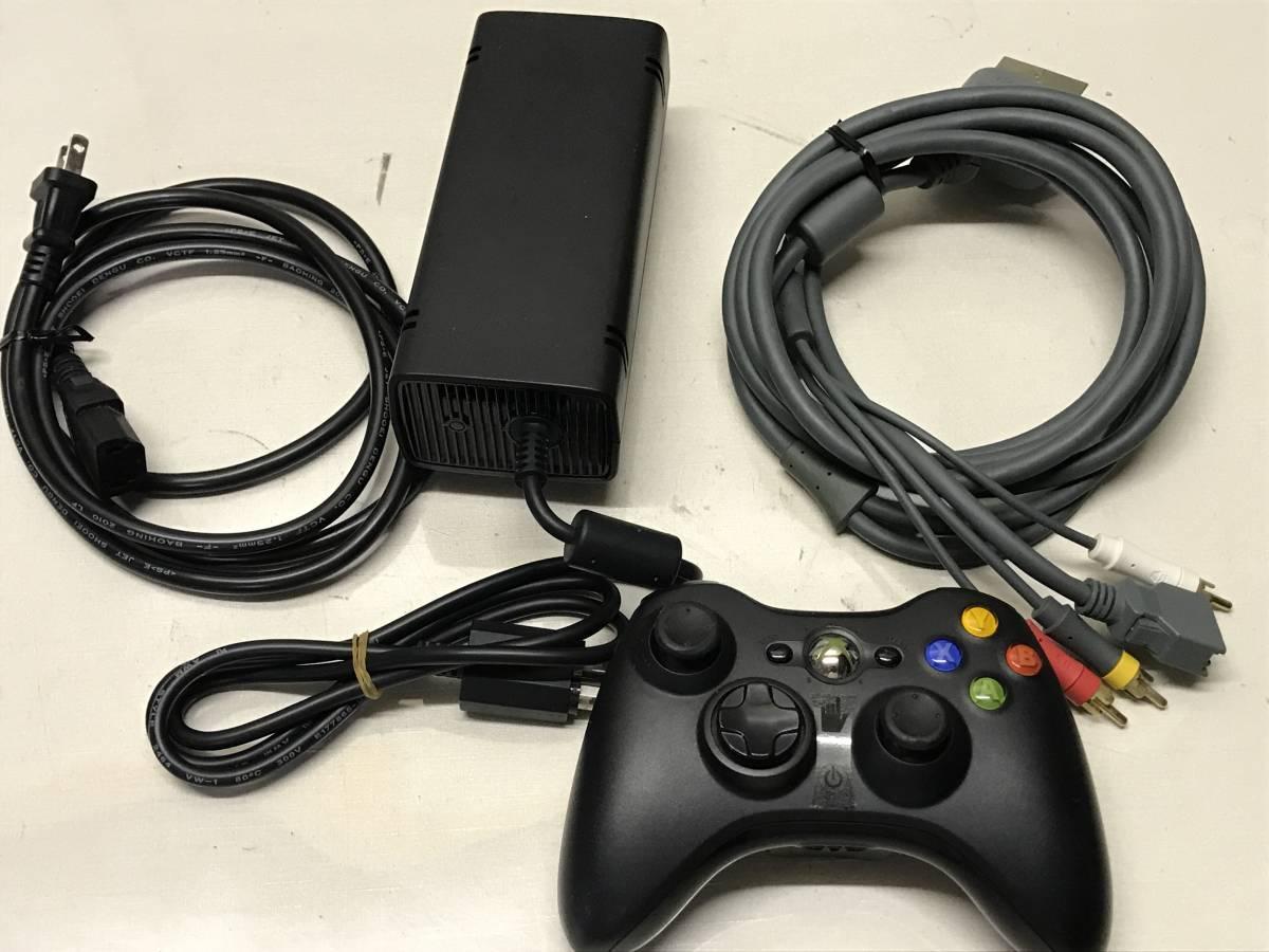 X BOX360 綺麗 コントローラーなど周辺機器セット 中古