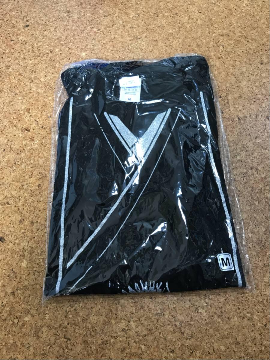 レキシ 袴Tシャツ シルバーバージョン Mサイズ