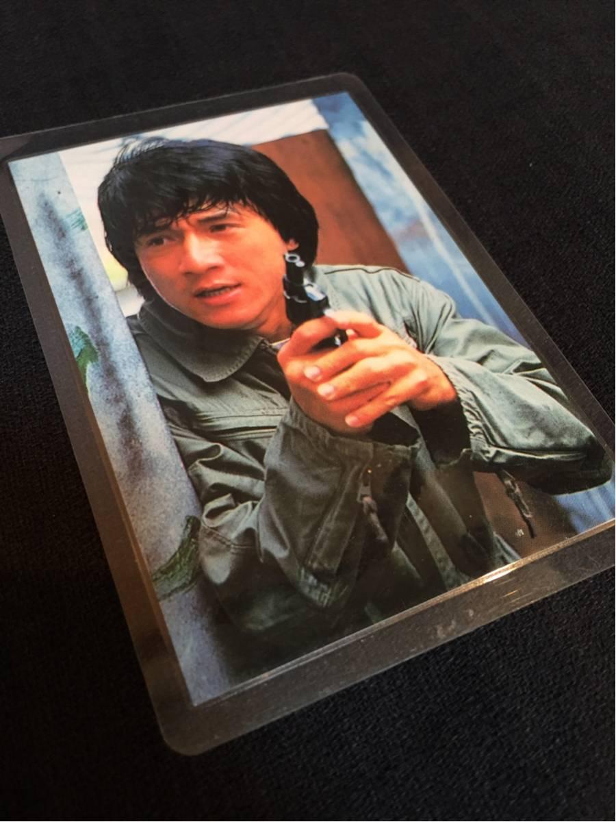 ★ジャッキーチェン JACKIE CHAN ポリスストーリー 香港国際警察 ブロマイド 写真 送料無料 グッズの画像