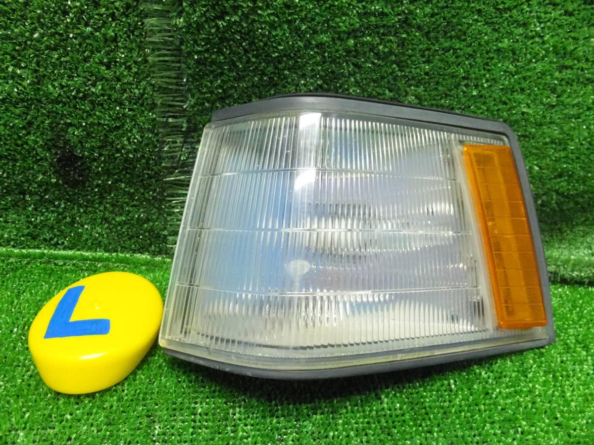 17-1 MZ12 ソアラ 左 クリア コーナー ランプ 3.0 GT リミテッド GZ 10 11 6MG_画像1