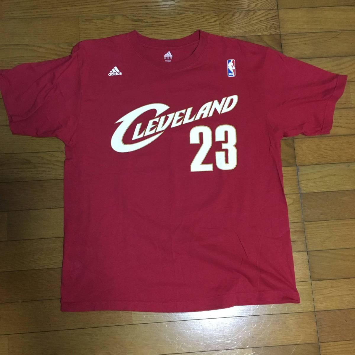 NBA レブロンジェームズ レプリカTシャツ グッズの画像