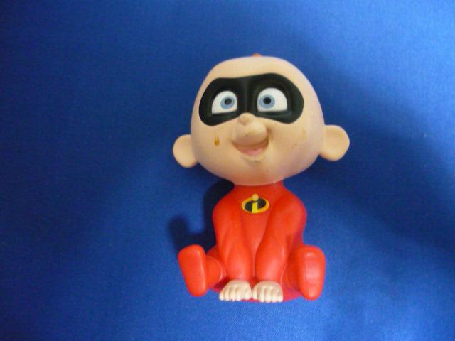 アンティーク/ディズニー/Mr.インクレディブルの赤ん坊(ジャック)/ゼンマイおもちゃ ディズニーグッズの画像
