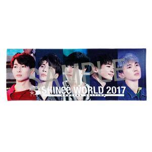 SHINee タオル SHINee WORLD 2017 ~FIVE~ Special Edition