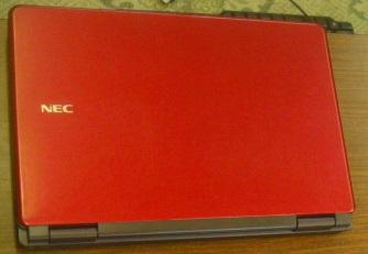 NEC LAVIE LL650WJ/corei5 430M/1G/Bios確認 ジャンク★_画像2
