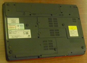 NEC LAVIE LL650WJ/corei5 430M/1G/Bios確認 ジャンク★_画像3