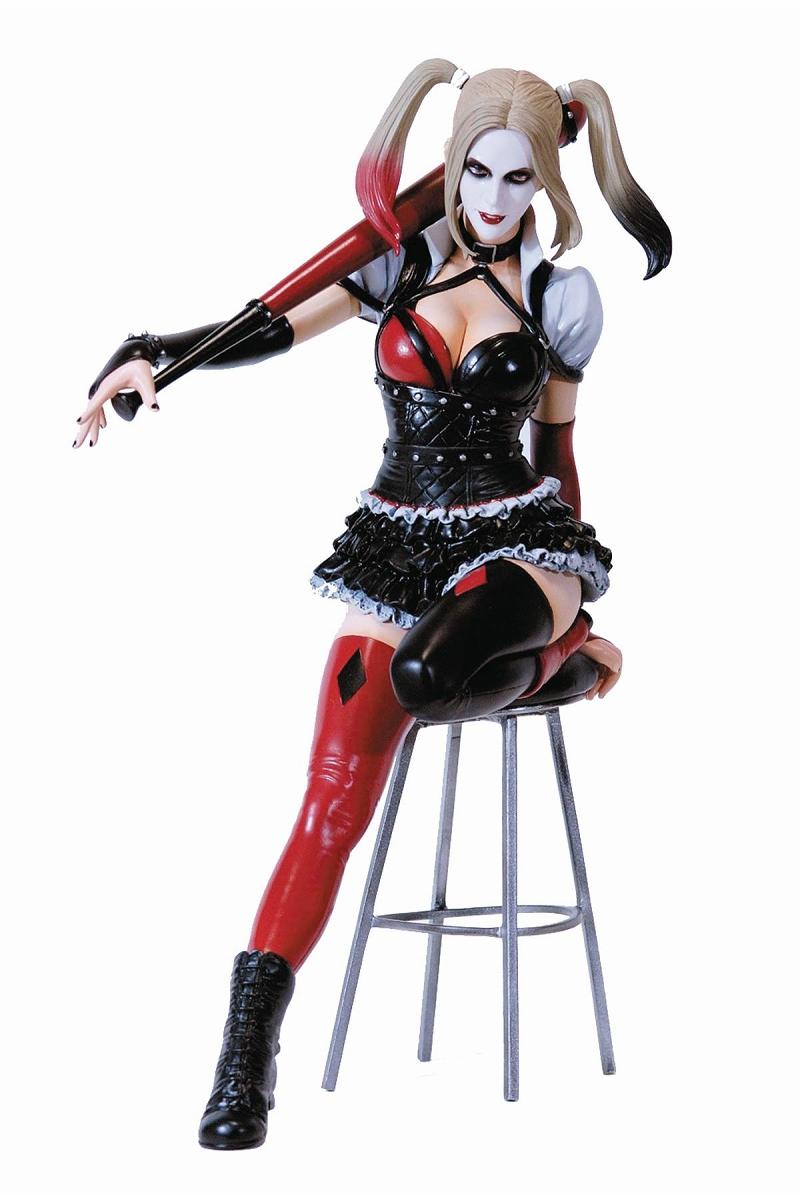 ファンタジーフィギュアギャラリー/ DCコミックス コレクション: ハーレイ・クイン 1/6 PVC グッズの画像