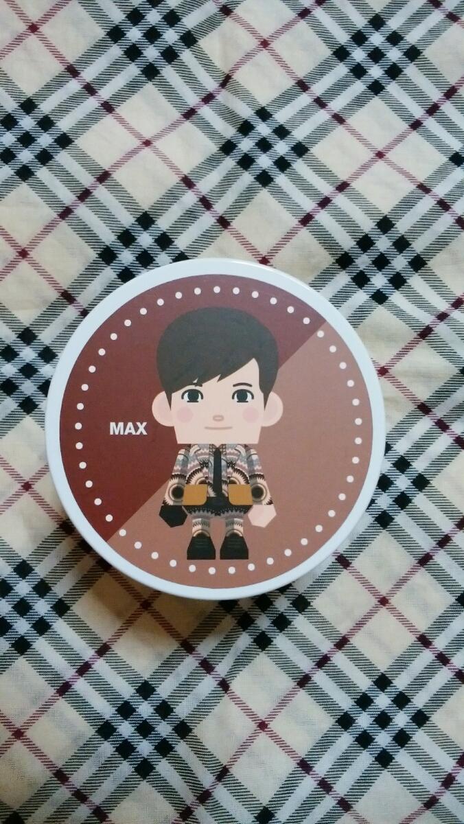 東方神起 SUM COEX 公式グッズ PAPER TOY Candy ペーパートイキャンディー MAX チャンミン ライブグッズの画像