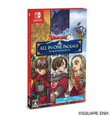 Nintendo Switch版 ドラゴンクエスト10 オールインワンパッケージ ダウンロード番号
