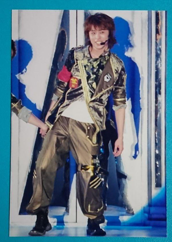 嵐◆貴重な写真◆櫻井翔【ソロコン THE SHOW】①〈Konica〉