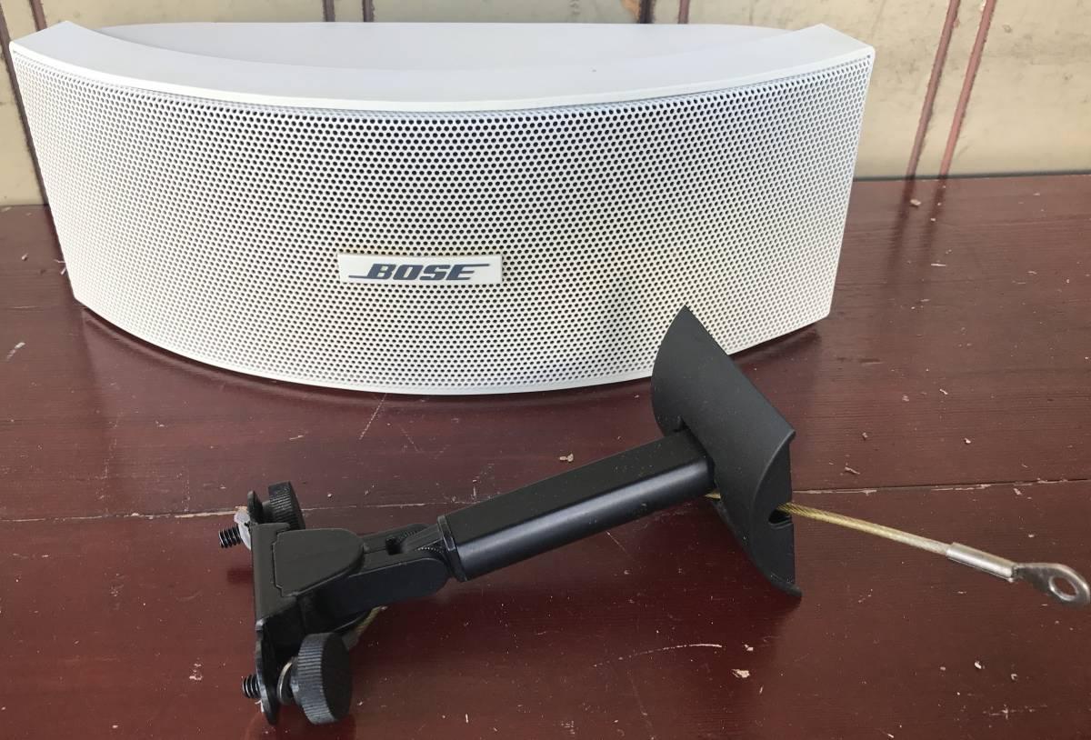 即決 Bose 151 SE environmental speakers ボーズ スピーカーシステム 全天候型 ブランケット付き ホワイト