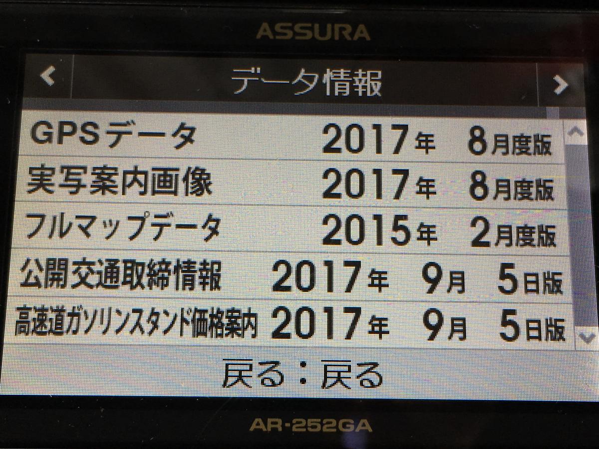 AR-252GA ASSURA セルスター 高性能 GPS 無線LAN対応_画像3