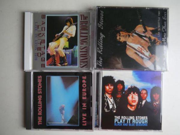 【コレクターズCD20種】Rolling Stones / Genuine Black Box (未開封6CD)+19種_画像3