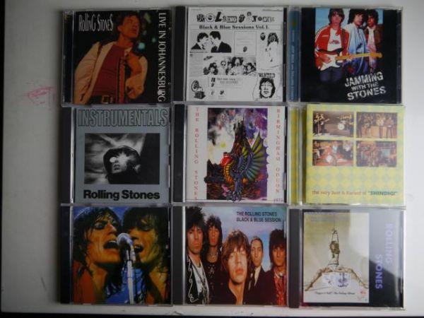 【コレクターズCD20種】Rolling Stones / Genuine Black Box (未開封6CD)+19種_画像2