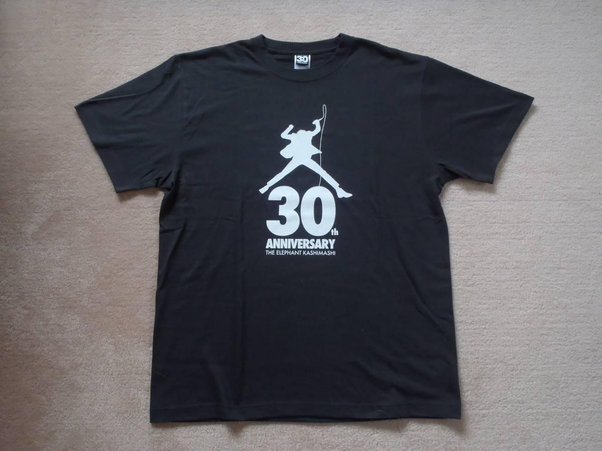 エレファントカシマシ 30th Anniversary Tシャツ ライブグッズの画像