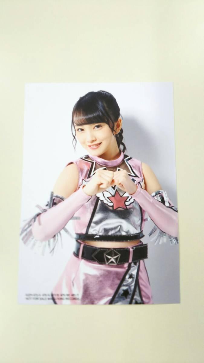 AKB48 向井地美音 シュートサイン 通常盤 特典 生写真 A1647 ライブ・総選挙グッズの画像