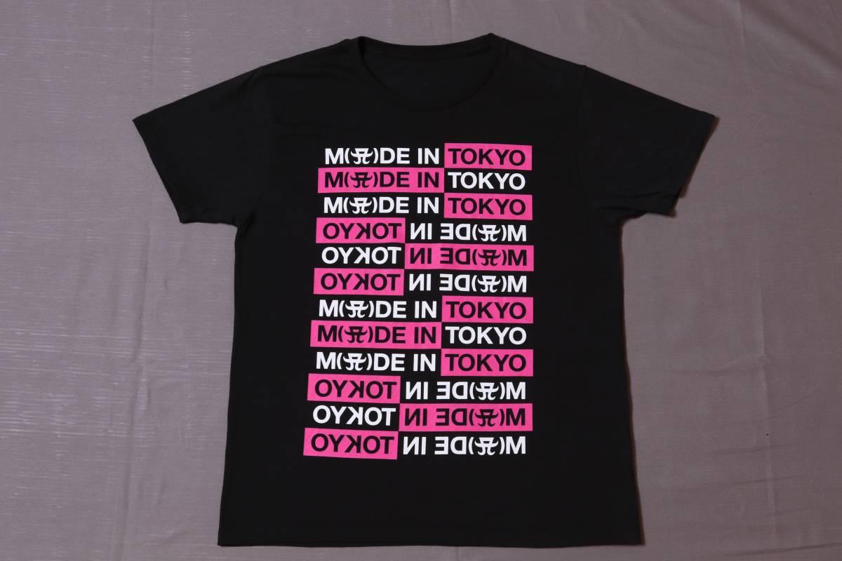 ★浜崎あゆみ★ayumi hamasaki ★M(A)DE IN TOKYO★黒/Mサイズ/Tシャツ