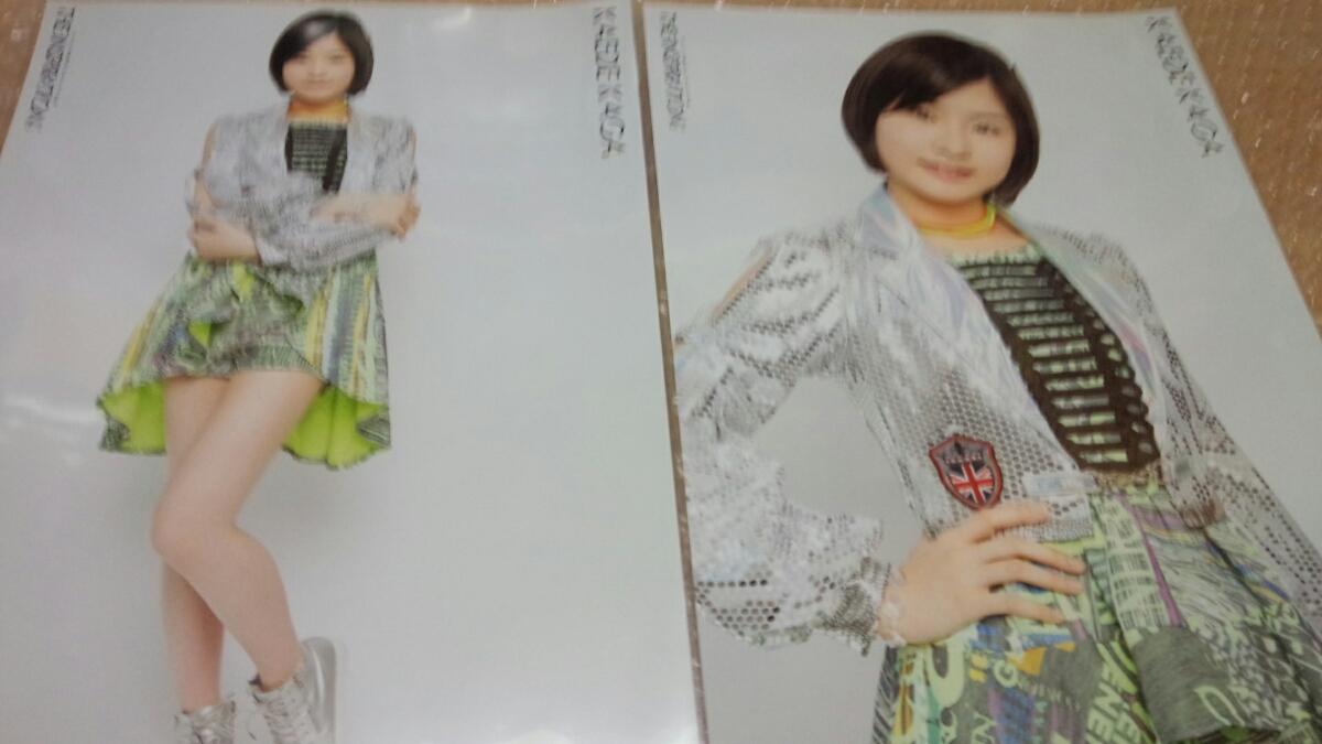加賀楓 モーニング娘。17 2017春 THE INSPIRATION コレクションピンナップポスターPART4 2種セット コンサートグッズの画像