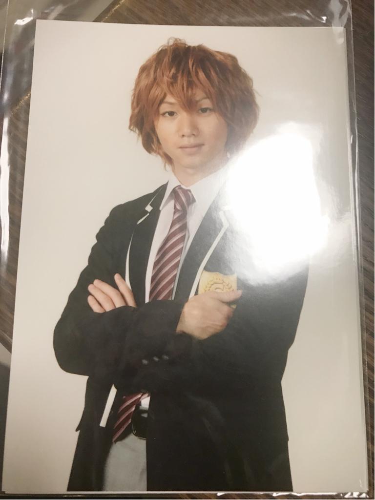 植田圭輔 舞台版タクミくんシリーズ 写真 4枚セット