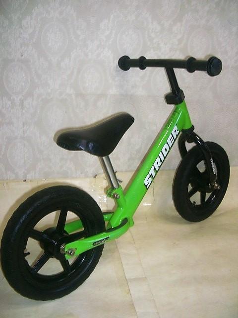★ STRIDER バランスバイク ストライダー 足けり自転車(ペダルレス) 中古品 ★_画像2