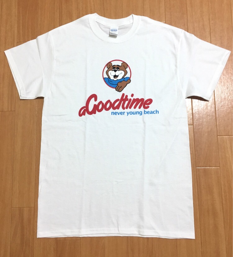 never young beach a good time tour Tシャツ Sサイズ ネバヤン