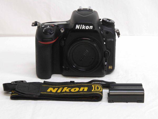 ニコン NIKON デジタル一眼レフカメラ D750 ボディ