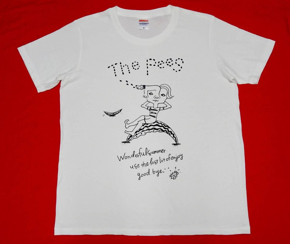 美品 THE ピーズ Tシャツ ザ pees