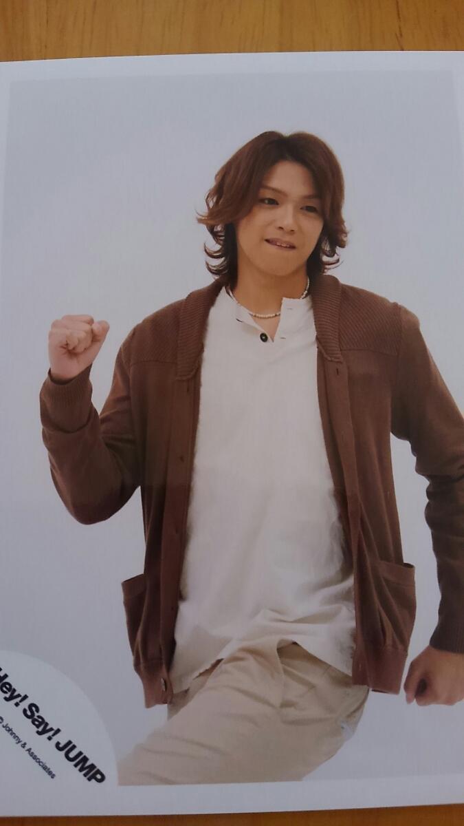 Hey!Say!JUP 公式写真 「勇気100%」全国ツアー 2011 高木雄也 (4)