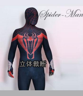 ★【spider man 全身スーツ 】スパイダーマン衣装 スパイダーマン グッズ 全身タイツ スーツ cosplay コスプレ衣装 コスチューム 伸縮性 グッズの画像