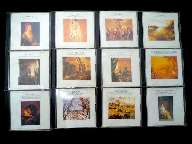 CBS/SONY 世界クラシック音楽大系1~90巻CD 90枚セット 音の索引CD3枚 解説書2冊 未開封多数 完備 CLASSICAL MUSIC 希少 貴重 愛蔵品_画像2