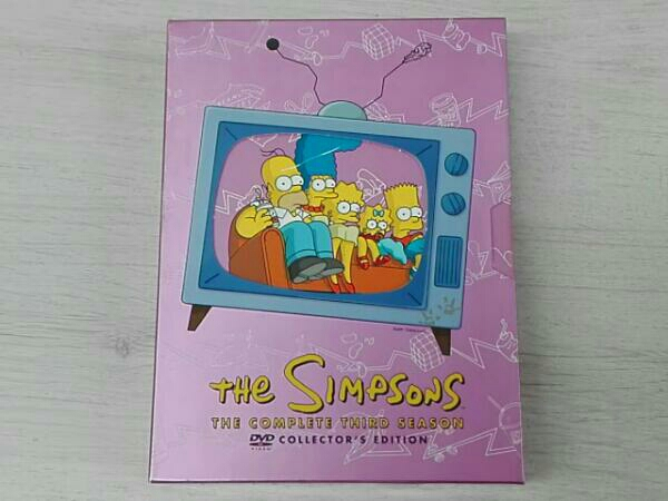 ザ・シンプソンズ シーズン3 DVDコレクターズBOX グッズの画像