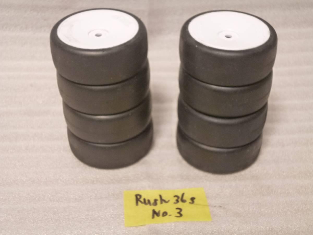 Rush 36シルバー プリマウント タイヤセット ③ MTC-1IF14TRF419XBD8T4R11などに