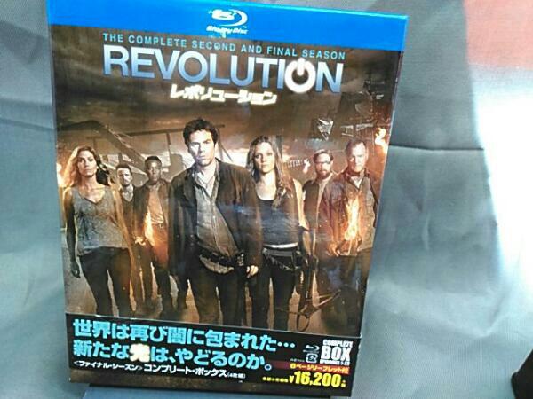 レボリューション<ファイナル・シーズン>コンプリート・ボックス(Blu-ray Disc)_画像1