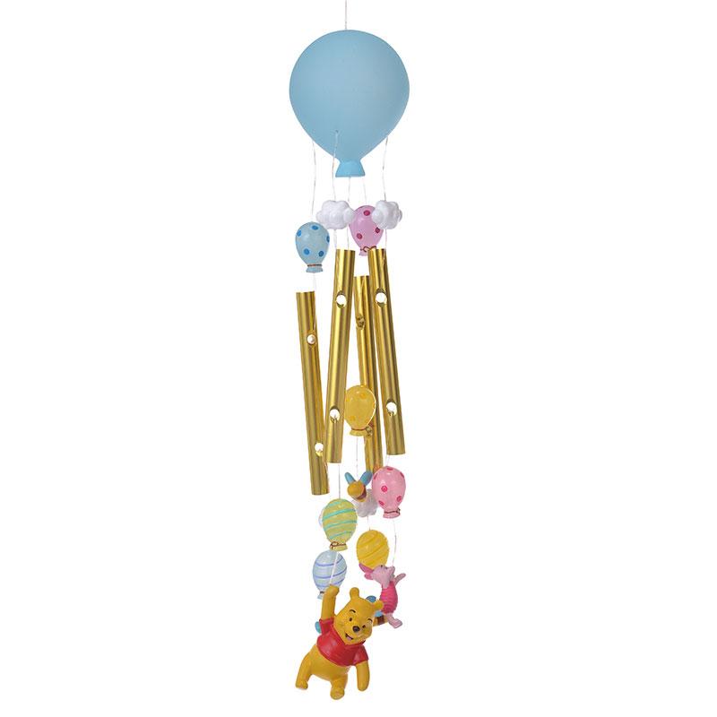 ウィンドチャイム プーさん&ピグレット Pooh Hunny Day  定価以下 ディズニーグッズの画像
