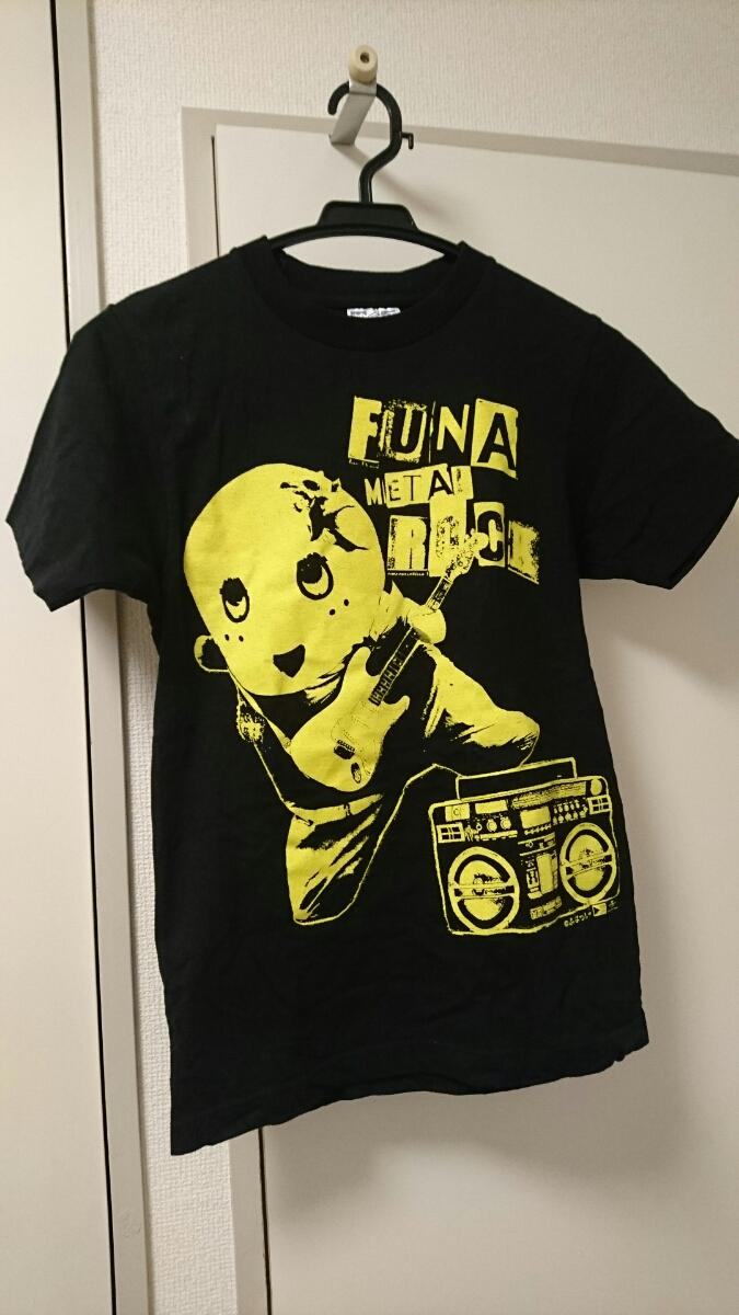 ふなっしー 限定FUNA METAL ROCK Tシャツ / グッズ