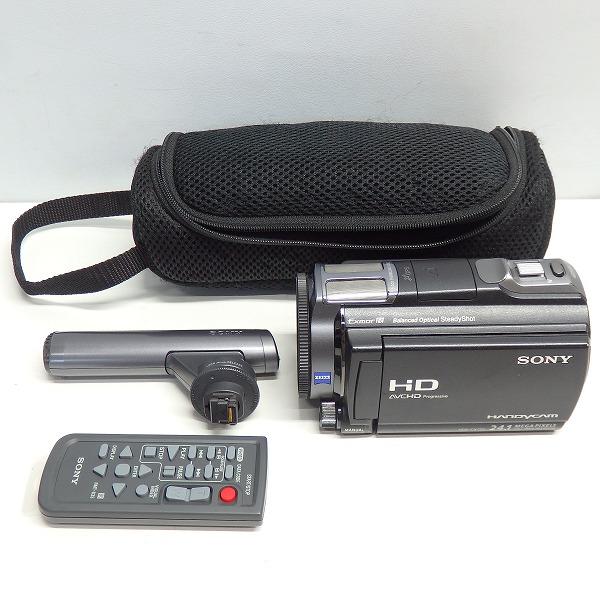 SONY HDハンディカム HDR-CX720V HDビデオカメラ *186855