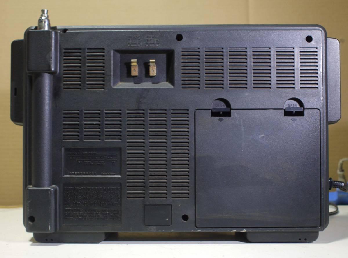 National BCLラジオ PROCEED2800 RF-2800 古いのでジャンク出品!_画像2