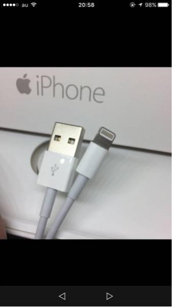 Apple iPhone ipad 純正ライトニングケーブル大量100個セット Lightning cable 1mケーブル_画像2