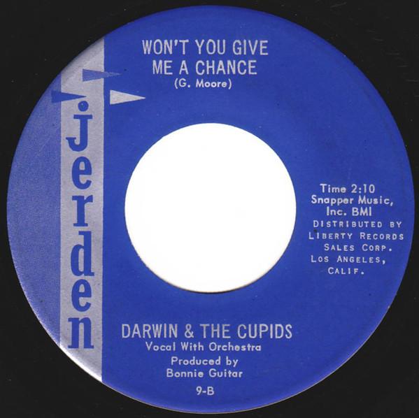 Darwin & The Cupids Teener ロックンロール Vocal Group Doo-wop 試聴_画像2