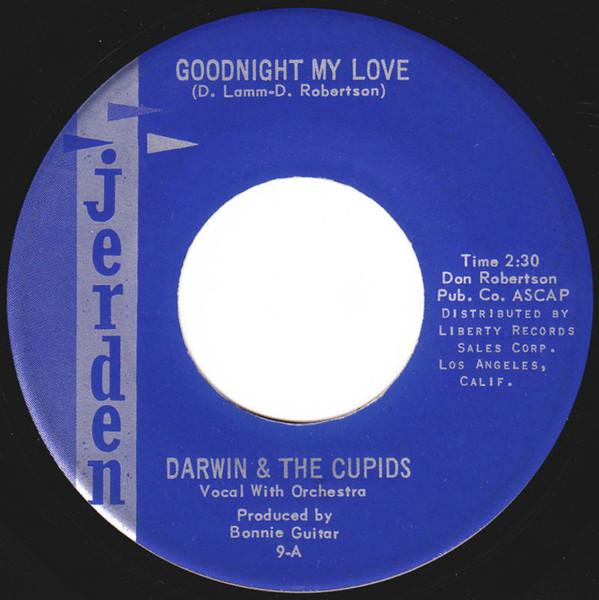 Darwin & The Cupids Teener ロックンロール Vocal Group Doo-wop 試聴_画像1