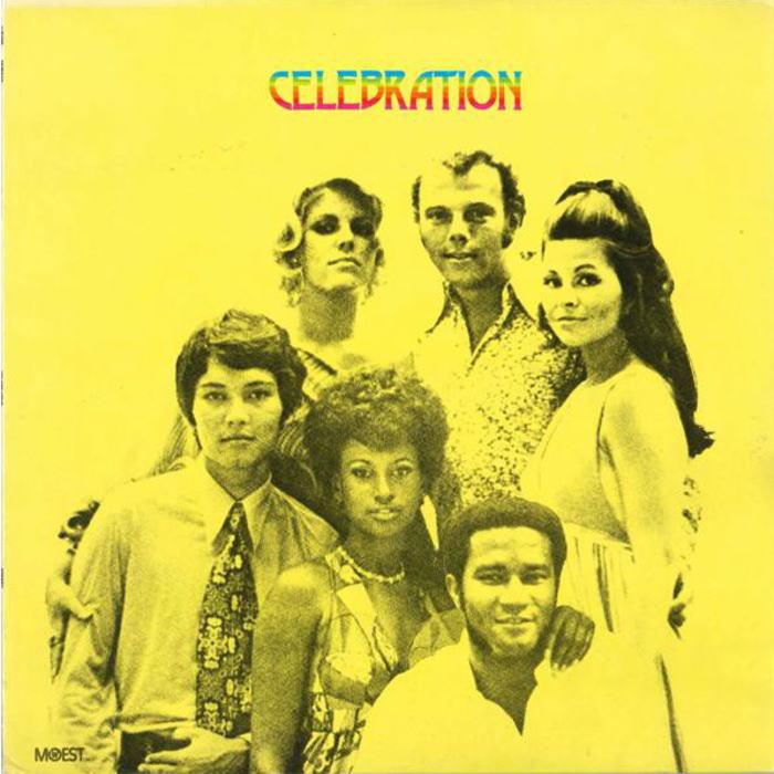 Celebration Motown Group Soul Funk 良好品_画像1