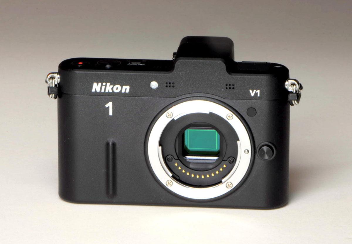 Nikon1 V1  ボディーと付属品 中古美品!