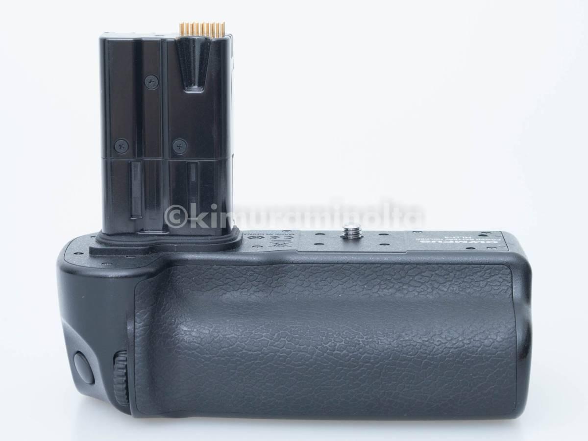 オリンパス OLYMPUS HLD-4 パワーバッテリーホルダー E-3 / E-5 / E-30 用 バッテリーグリップ