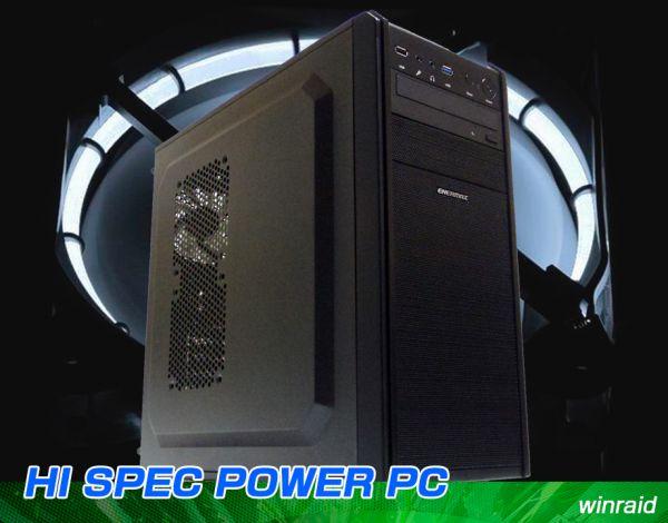 ★限定 8スタ/intel Core i7/GTX1060/SSD120GB+DVD/win10Pro/クリエイティヴ&ゲーミン