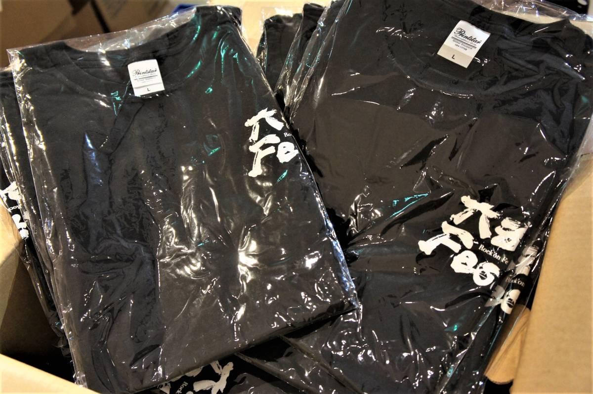 TO6/東北六魂祭 六魂Fes! GLAYコラボ オリジナル Tシャツ 新品未開封 WM 黒 50枚セット★