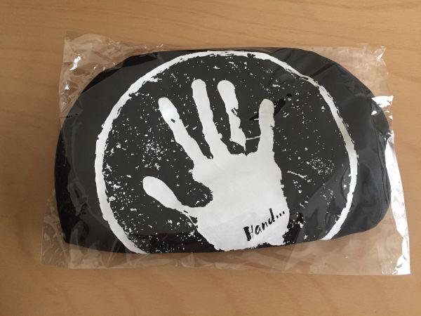 荒木宏文ソロイベント「Hand...」通販限定受注生産グッズ/ベレー帽/缶バッジ