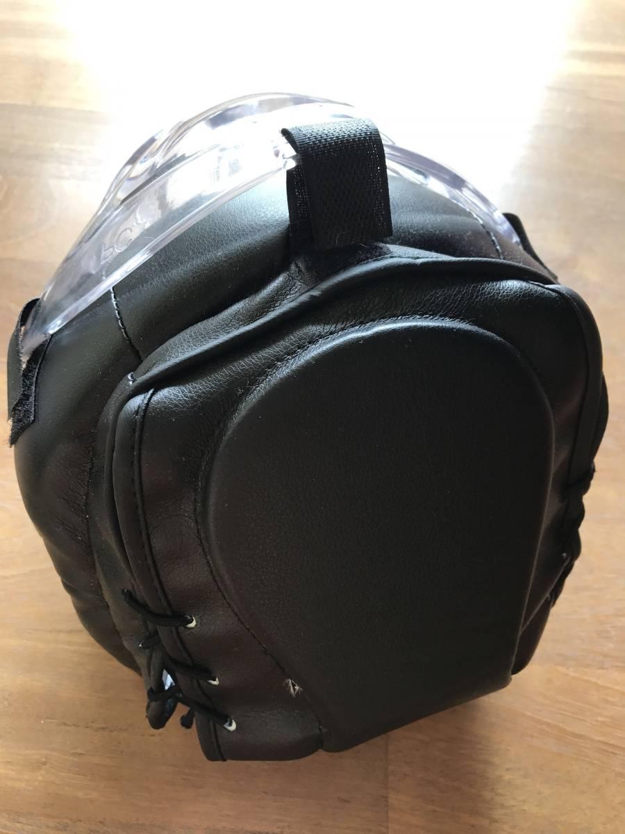 ボディメーカー 防具 ヘッド メンホー 空手 格闘技_画像2