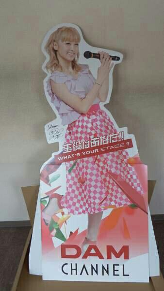 ★Ami★【Dream☆E-girls】★等身大パネル★  ライブ・イベントグッズの画像