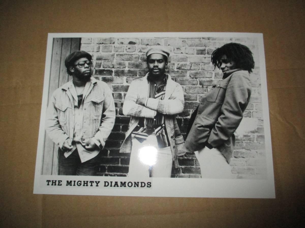雑誌用写真 マイティ・ダイアモンズ  Mighty Diamonds レゲエ
