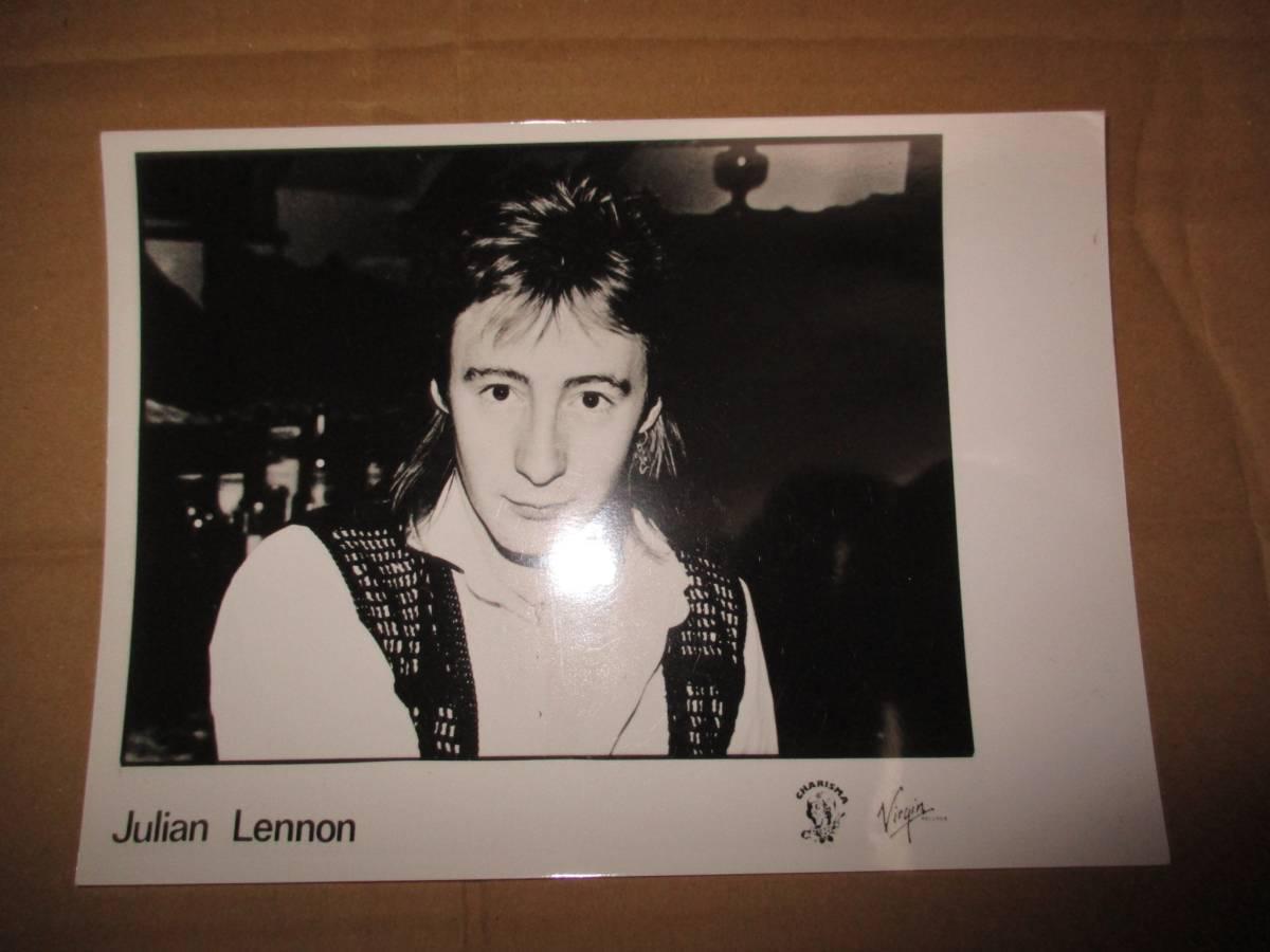 宣伝用写真 ジュリアン・レノン Julian Lennon