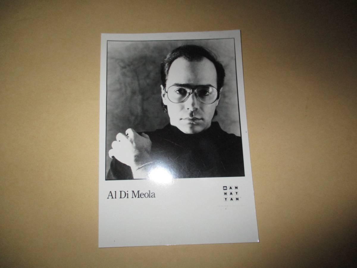 宣伝用写真 アル・ディ・メオラ AL DI MEOLA